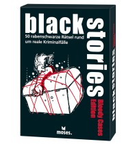 Black Stories Bloody Cases
