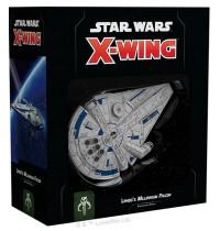 SW X-Wing 2.Ed. Landos Millen Star Wars® Landos Millennium Falke
