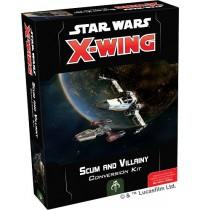 SW X-Wing 2.Ed. Abschaum Star Wars® Abschaum und Kriminelle Konvertierungsset