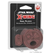 SW X-Wing 2.Ed. Rebel Allianc Star Wars® Rebel Alliance Maneuver Dial Upgrade Kit