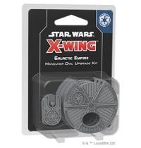 SW X-Wing 2.Ed. Galactic Empi Star Wars® Galactic Empire Maneuver Dial Upgrade Kit