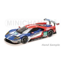 1:18 Ford GT 68 Chip Ganassi Racing USA - Hand/Müller/Bourdais - Winners LMGTE Pro 24h Le Mans 2016