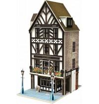 Märklin - Märklin Start up - 3D Gebäude-Puzzle Restaurant