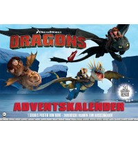 Spin Master - Dragon 2 - Adventskalender