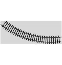 Märklin - H0 - K-Gleis Gebogenes Gleis 45 ° - Industriekreis