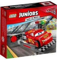 LEGO® Juniors - 10730 Lightning McQueens Beschleunigungsrampe