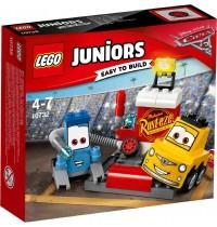 LEGO® Juniors - 10732 Guido und Luigis Pit Stopp