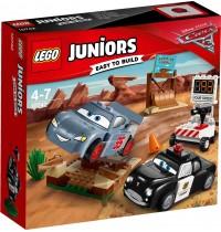 LEGO® Juniors - 10742 Rasante Trainingsrunden in der Teufelsschanze