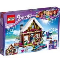 LEGO® Friends - 41323 Chalet im Wintersportort