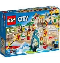 LEGO® City - 60153 Stadtbewohner – Ein Tag am Strand