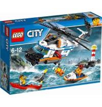 LEGO® City - 60166 Seenot-Rettungshubschrauber