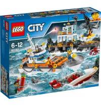 LEGO® City - 60167 Küstenwachzentrum