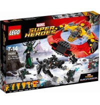LEGO® Marvel Super Heroes - 76084 Das ultimative Kräftemessen um Asgard