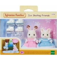 Sylvanian Families - Eislauffreunde