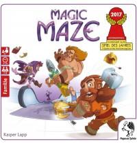 Pegasus - Magic Maze, deutsche Ausgabe Nominiert Spiel des Jahres 2017