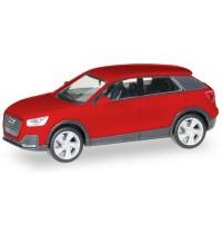 Herpa - Audi Q2, tangorot metallic