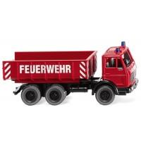 Wiking - Feuerwehr - Schuttwagen MB
