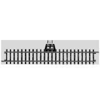 Märklin - H0 - K-Gleis Anschlussgleis gerade mit Kondensator - 180 mm