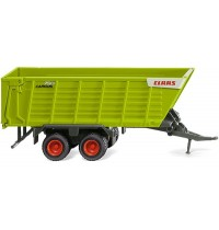 Wiking - Claas Cargos Ladewagen mit Agrarbereifung