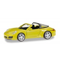 Herpa - Porsche 911 Targa 4, racinggelb