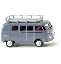 Wiking - VW T1, Typ 2 Bus - taubenblau
