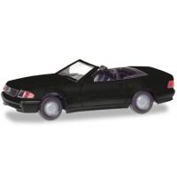 Herpa - MiniKit: Mercedes-Benz 500 SL (R129), schwarz