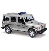 Busch Automodelle - Mercedes-Benz G-Klasse 90, Gas-Notdienst