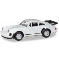 Herpa - MiniKit - Porsche 911 Turbo, weiß