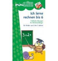 miniLÜK - Ich lerne rechnen bis 6