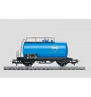Waggons Mineralöl-Kesselwagen Aral AG Märklin my world Eisenbahn