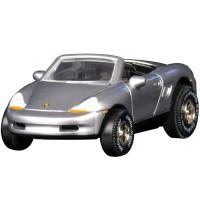 Darda - Fahrzeuge - Porsche Boxster, 8 cm