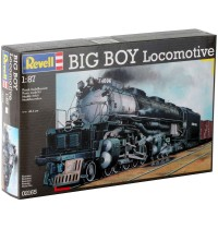 Revell - Big Boy Locomotive