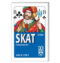 Ravensburger Spiel - Skat - Französisches Bild - Faltschachtel
