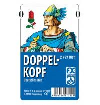 Ravensburger Spiel - Doppelkopf - Deutsches Bild - Plastiketui
