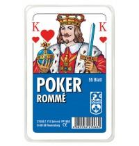 Ravensburger Spiel - Poker - Traditionelle Spielkarten