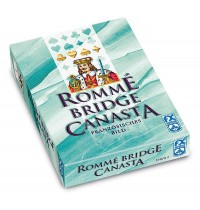 Ravensburger Spiel - Rommé, Canasta, Bridge - Luxuskartonschachtel