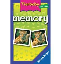 Ravensburger Spiel - Mitbringspiel Tierbaby memory