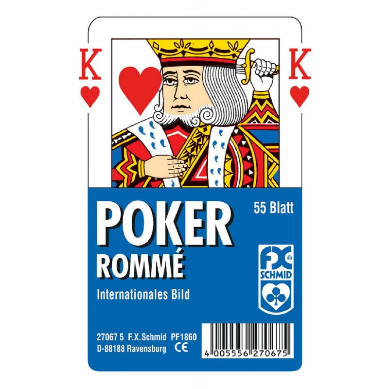 Ravensburger Spiel - Poker - Internationales Bild
