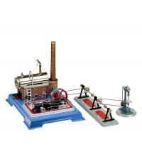 Wilesco D 165 - Dampfmaschine Sparpaket