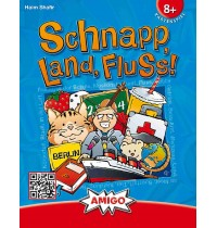 Amigo Spiele - Schnapp, Land, Fluss!