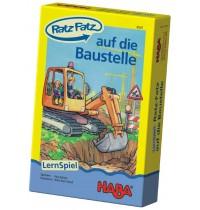 HABA® - Ratz Fatz auf die Baustelle