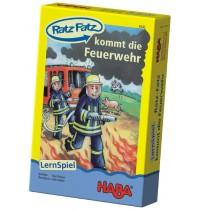 HABA® - Ratz Fatz kommt die Feuerwehr