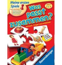 Ravensburger Spiel - Was passt zusammen?