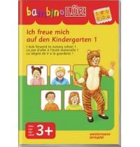 bambinoLÜK - Ich freue mich auf den Kindergarten 1