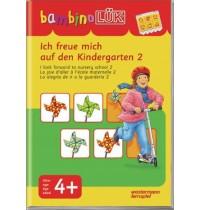 bambinoLÜK - Ich freue mich auf den Kindergarten 2