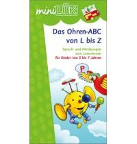miniLÜK - Ohren-ABC von L bis Z