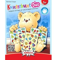 Amigo Spiele - Kunterbunt Duo (Metallbox)