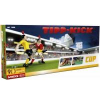 Tipp-Kick Cup mit Bande