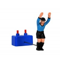 Tipp-Kick Torwart Toni, blau