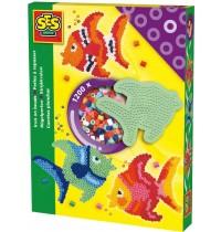 SES Creative - Bügelperlenset Fisch
